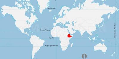 Ethiopia map maps ethiopia eastern africa africa world map ethiopia location gumiabroncs Choice Image