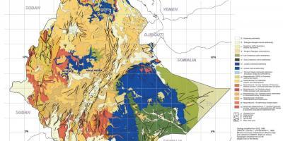 Ethiopia map maps ethiopia eastern africa africa gumiabroncs Choice Image
